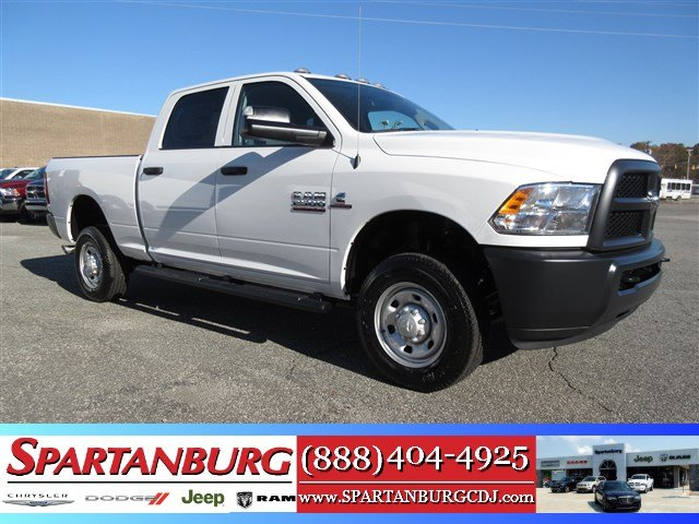 2018 Ram 2500 Crew Cab 4x4, Pickup #18191 - photo 1