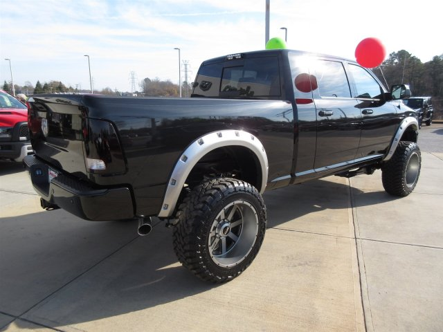 2018 Ram 2500 Mega Cab 4x4, Pickup #18213 - photo 2