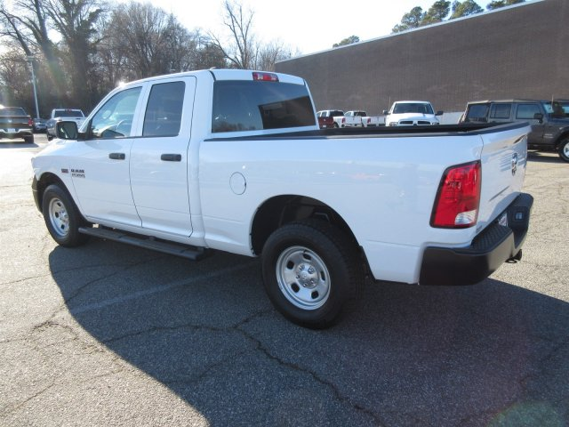 2018 Ram 1500 Quad Cab 4x4, Pickup #18272 - photo 4