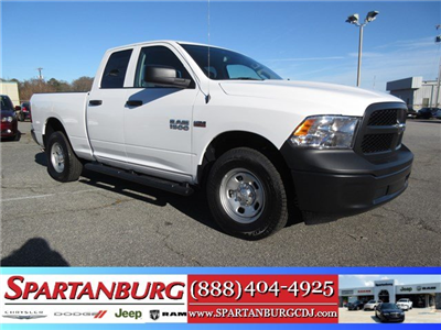 2018 Ram 1500 Quad Cab 4x4, Pickup #18272 - photo 1
