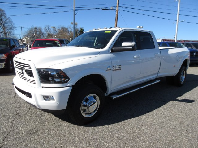 2018 Ram 3500 Crew Cab DRW 4x4,  Pickup #18277 - photo 3