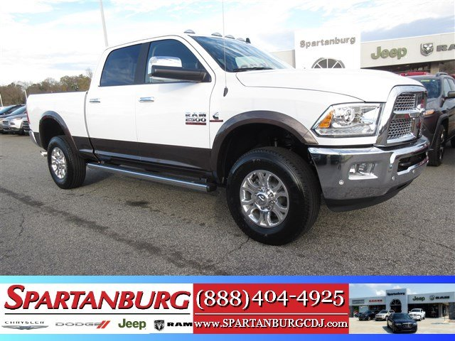 2018 Ram 2500 Crew Cab 4x4 Pickup #18295 - photo 1
