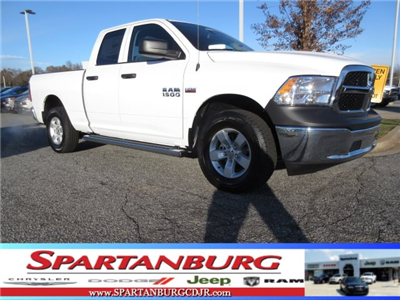 2018 Ram 1500 Quad Cab 4x4,  Pickup #18318 - photo 1