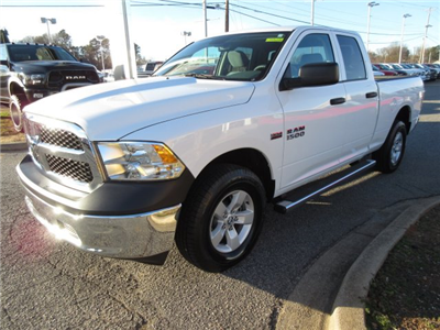2018 Ram 1500 Quad Cab 4x4,  Pickup #18318 - photo 3