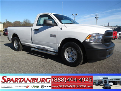 2018 Ram 1500 Regular Cab, Pickup #18387 - photo 1