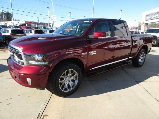 2018 Ram 1500 Crew Cab 4x4, Pickup #18411 - photo 3