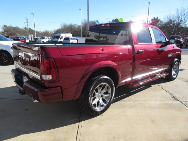 2018 Ram 1500 Crew Cab 4x4, Pickup #18411 - photo 2