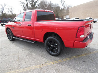 2018 Ram 1500 Quad Cab 4x4,  Pickup #18428 - photo 4