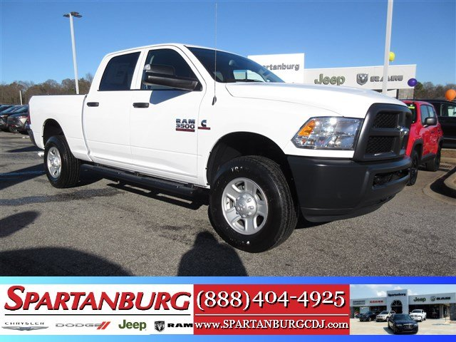 2018 Ram 3500 Crew Cab 4x4, Pickup #18458 - photo 1