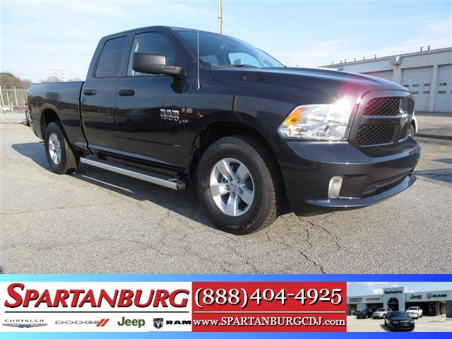 2018 Ram 1500 Quad Cab, Pickup #18476 - photo 1