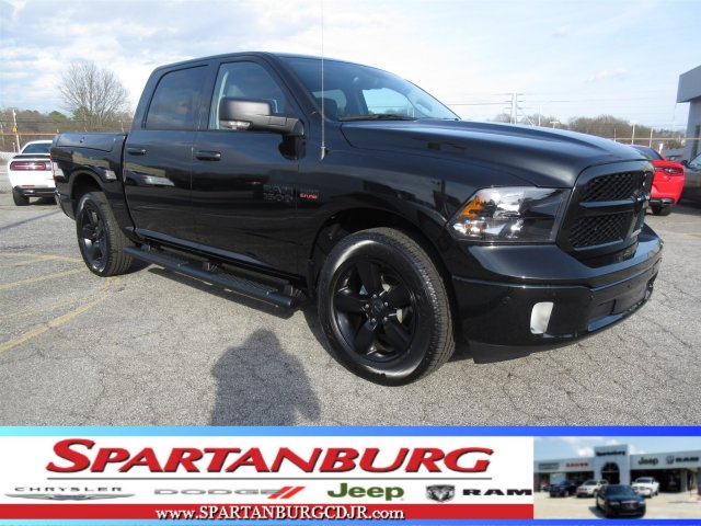2018 Ram 1500 Crew Cab,  Pickup #18492 - photo 1