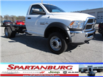 2018 Ram 5500 Regular Cab DRW, Cab Chassis #18537 - photo 1