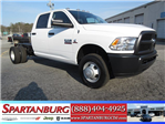2018 Ram 3500 Crew Cab DRW, Cab Chassis #18576 - photo 1