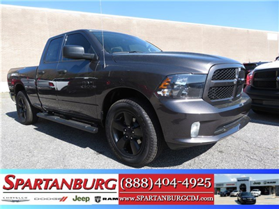2018 Ram 1500 Quad Cab, Pickup #18580 - photo 1