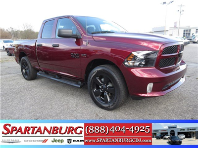 2018 Ram 1500 Quad Cab, Pickup #18581 - photo 1