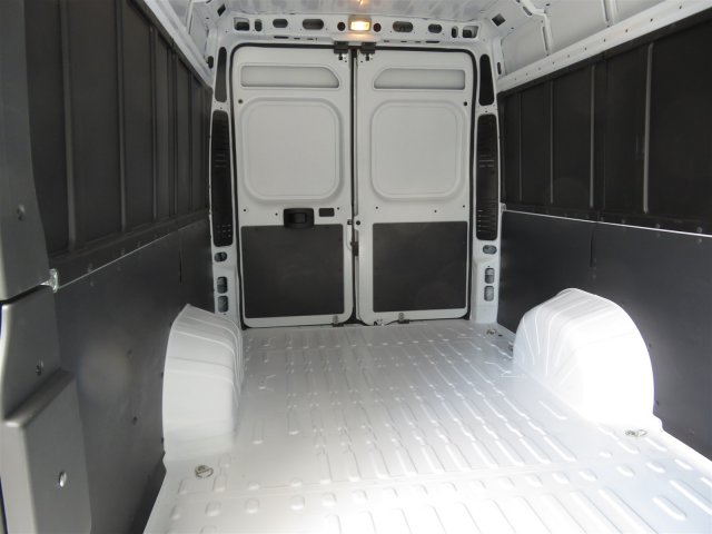 2018 ProMaster 3500 High Roof FWD,  Empty Cargo Van #18609 - photo 2