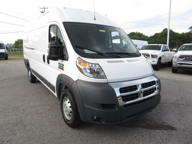 2018 ProMaster 3500 High Roof FWD,  Empty Cargo Van #18609 - photo 3