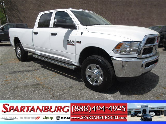 2018 Ram 2500 Crew Cab 4x4, Pickup #18656 - photo 1