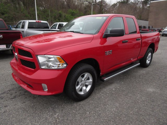 2018 Ram 1500 Quad Cab,  Pickup #18668 - photo 3
