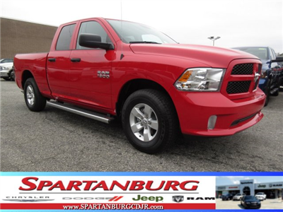 2018 Ram 1500 Quad Cab,  Pickup #18668 - photo 1