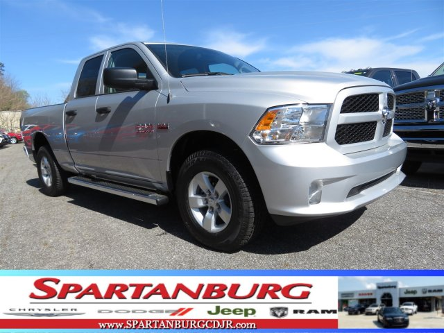 2018 Ram 1500 Quad Cab 4x4,  Pickup #18681 - photo 1