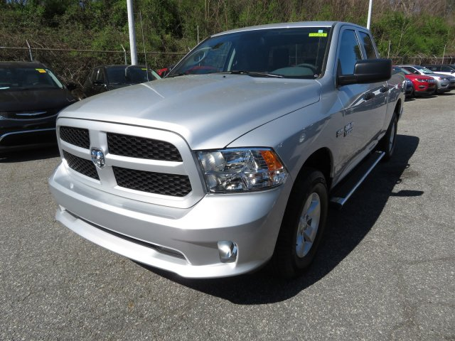 2018 Ram 1500 Quad Cab 4x4,  Pickup #18681 - photo 3