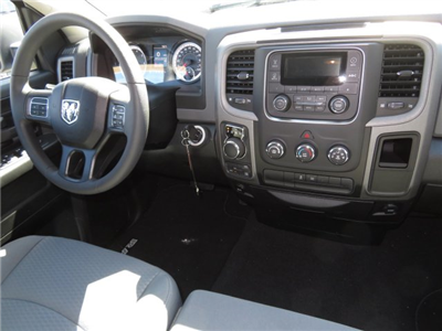2018 Ram 1500 Quad Cab 4x4,  Pickup #18681 - photo 7