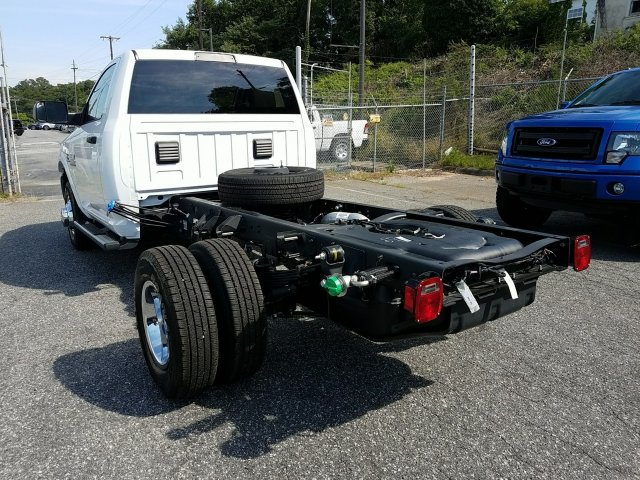 2018 Ram 3500 Regular Cab DRW 4x4,  Cab Chassis #18790 - photo 9