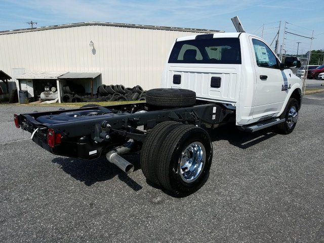 2018 Ram 3500 Regular Cab DRW 4x4,  Cab Chassis #18790 - photo 11