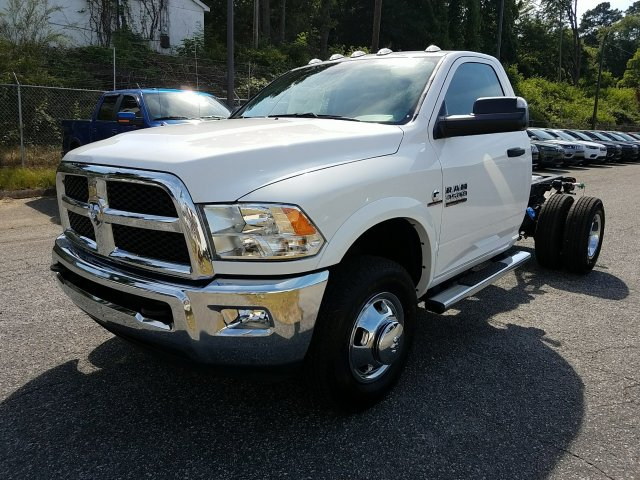 2018 Ram 3500 Regular Cab DRW 4x4,  Cab Chassis #18790 - photo 5