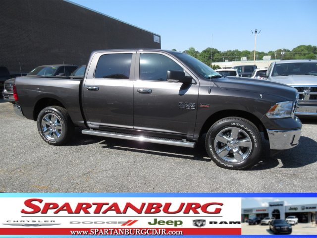 2018 Ram 1500 Crew Cab 4x4,  Pickup #18795 - photo 1