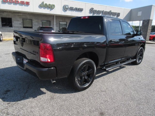 2018 Ram 1500 Crew Cab 4x4,  Pickup #18821 - photo 2