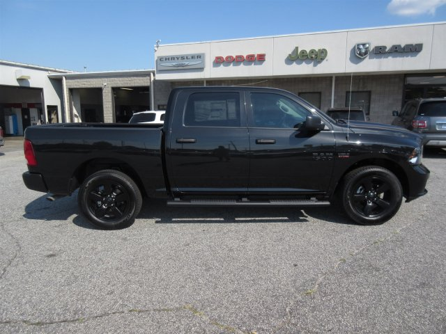 2018 Ram 1500 Crew Cab 4x4,  Pickup #18821 - photo 12