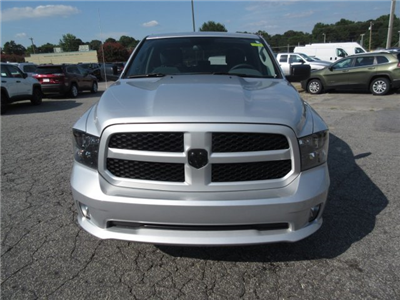 2018 Ram 1500 Quad Cab 4x2,  Pickup #18975 - photo 4