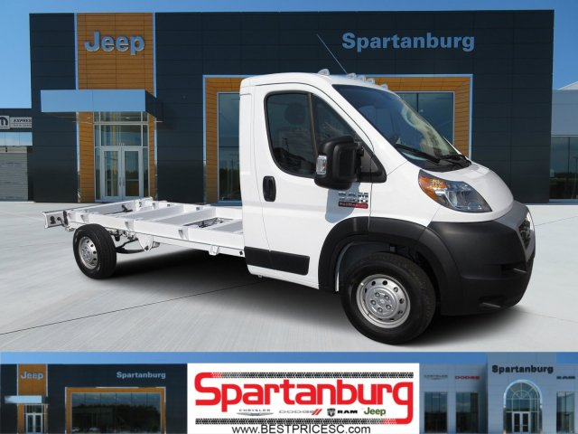 2019 Ram ProMaster 3500 Standard Roof FWD, Cab Chassis #190067 - photo 1