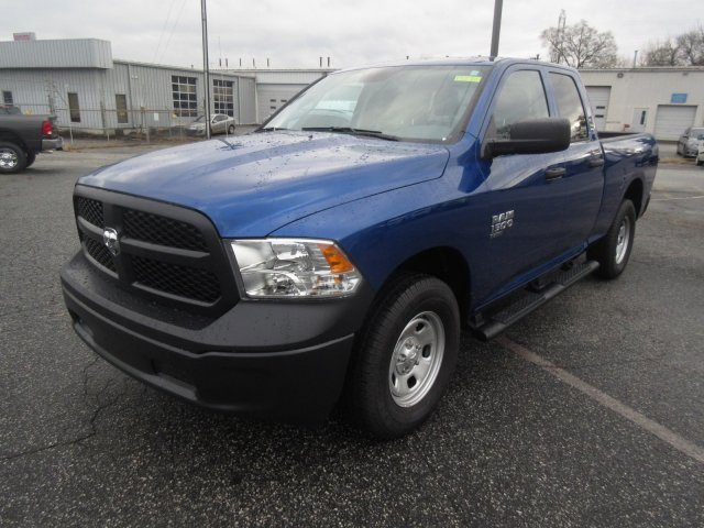 2019 Ram 1500 Quad Cab 4x4,  Pickup #19272 - photo 5