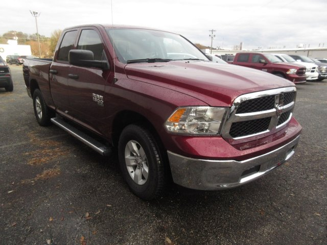 2019 Ram 1500 Quad Cab 4x4,  Pickup #19278 - photo 3