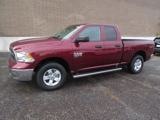 2019 Ram 1500 Quad Cab 4x4,  Pickup #19278 - photo 6
