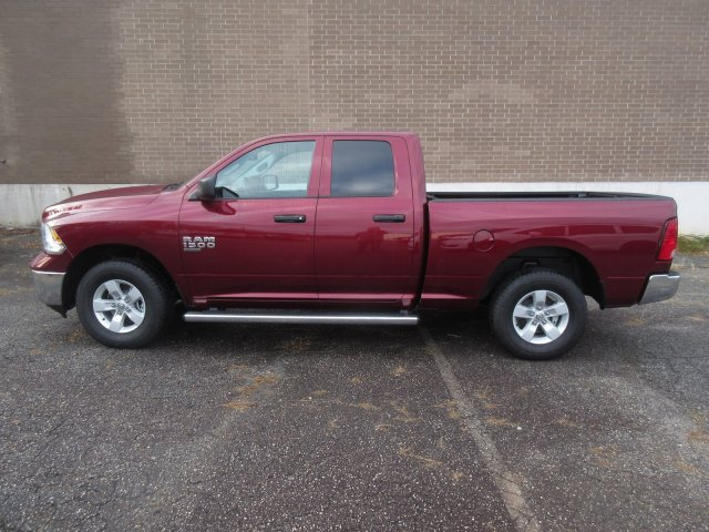2019 Ram 1500 Quad Cab 4x4,  Pickup #19278 - photo 7