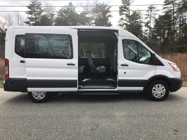 2017 Transit 350 Medium Roof, Passenger Wagon #177764 - photo 10