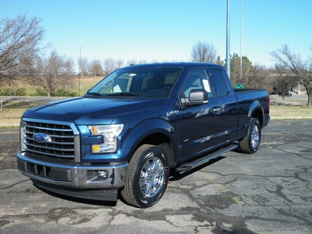 2017 F-150 Super Cab Pickup #177785 - photo 1