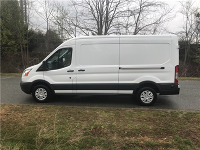 2017 Transit 150 Med Roof 4x2,  Empty Cargo Van #177876 - photo 9