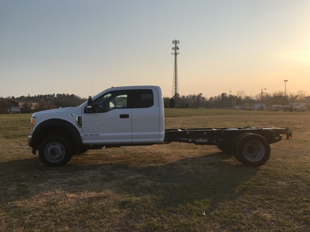 2017 F-450 Super Cab DRW 4x4, Cab Chassis #177881 - photo 8