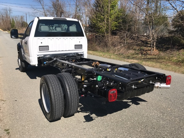 2017 F-550 Regular Cab DRW 4x4, Cab Chassis #177882 - photo 2