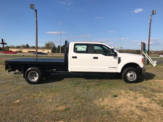 2017 F-350 Crew Cab DRW 4x4, Knapheide Platform Body #177911 - photo 3