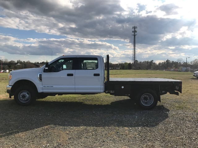 2017 F-350 Crew Cab DRW 4x4, Knapheide Platform Body #177911 - photo 7