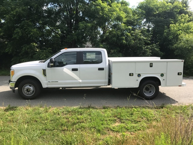 2017 F-350 Crew Cab DRW, Knapheide Service Body #177940 - photo 10