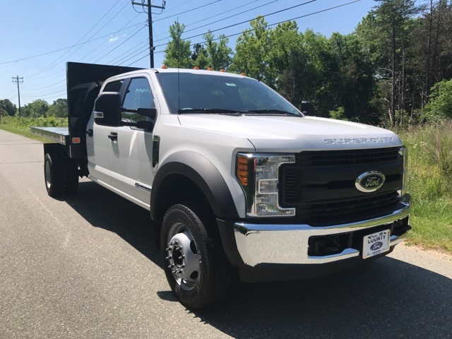 2017 F-550 Crew Cab DRW, Knapheide Platform Body #177953 - photo 4