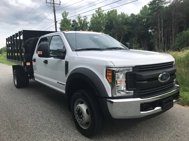 2017 F-450 Crew Cab DRW, Knapheide Stake Bed #178007 - photo 3