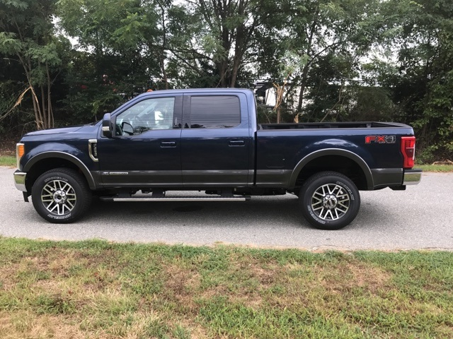 2017 F-250 Crew Cab 4x4 Pickup #178094 - photo 10